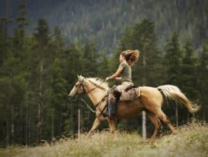 Enjoy horse riding trips through Berber villages